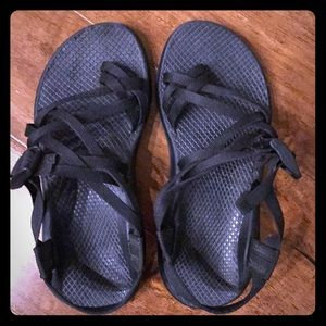 Chaco sandals.